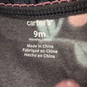 Carter's Pajamas - Carter's-flower sleeper